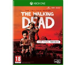 XBOX ONE The Walking Dead: The Final Season Best Price, Cheapest Prices