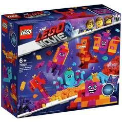 LEGO Movie 2 Queen Watevra's Building Toy Brick Set - 70825 Best Price, Cheapest Prices