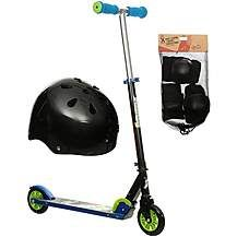 JD Bug Classic 4 Scooter, Helmet And Pad Set Best Price, Cheapest Prices