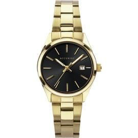 Accurist Ladies Gold Plated Bracelet Watch Best Price, Cheapest Prices