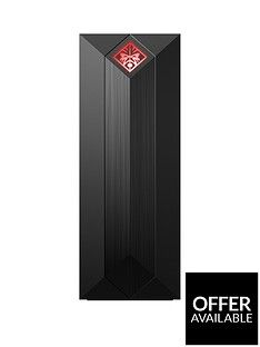 Hp Omen By Hp 875-0027Na Intel Core I5, 8Gb Ram, 2Tb Hard Drive &Amp; 256Gb Ssd , Nvidia Rtx 2060 6Gb Graphics, Gaming Desktop - Black Best Price, Cheapest Prices