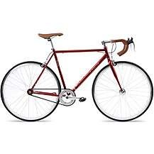 Kingston Hoxton Mens Fixed Gear Bike - 50, 56