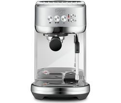 SAGE The Bambino Plus SES500BSS Coffee Machine - Stainless Steel Best Price, Cheapest Prices