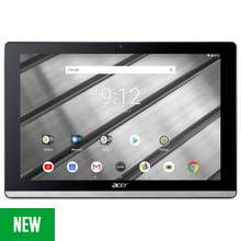 Acer Iconia One 10 Inch 32GB FHD Tablet - Silver Best Price, Cheapest Prices