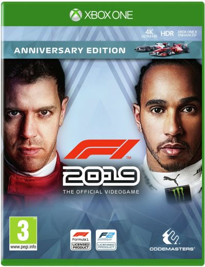 F1 2019 Xbox One Game Best Price, Cheapest Prices