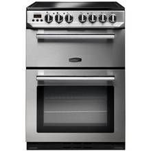 Rangemaster Professional Double Electric Cooker - S/Steel Best Price, Cheapest Prices