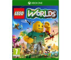XBOX ONE LEGO Worlds Best Price, Cheapest Prices