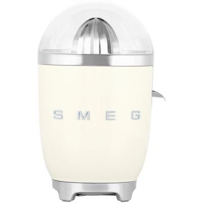 Smeg CJF01CRUK Juicer - Cream Best Price, Cheapest Prices