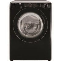Candy CVS1482D3B Smart 8kg 1400rpm Freestanding Washing Machine - Black Best Price, Cheapest Prices