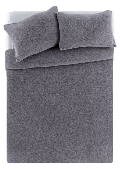 Argos Home Fleece Bedding Set Best Price, Cheapest Prices