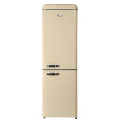 Swan SR11020FCN 70/30 Frost Free Fridge Freezer - Cream - A++ Rated Best Price, Cheapest Prices
