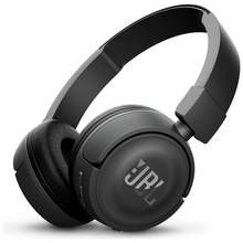 JBL T450 On-Ear Wireless Headphones - Black Best Price, Cheapest Prices