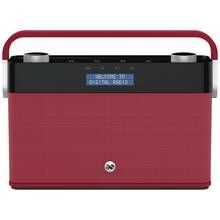 Acoustic Solutions DAB Radio - Red