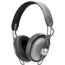 Panasonic RP-HTX80BE Wireless Over-Ear Headphones - Grey Best Price, Cheapest Prices