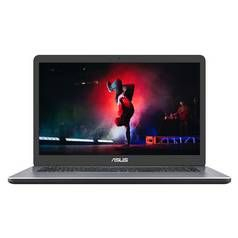 ASUS VivoBook X705 17.3 Inch i3 8GB 1TB Laptop & Bag - Grey Best Price, Cheapest Prices