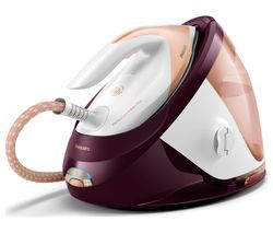 PHILIPS PerfectCare Expert Plus GC8962/46 Stream Generator Iron - Purple & Rose Gold Best Price, Cheapest Prices