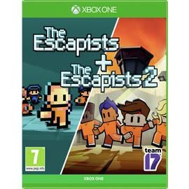 The Escapists & The Escapists 2 Xbox One Game Double Pack Best Price, Cheapest Prices