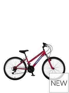Venus Front Suspension Girls Mountain Bike 24 inch Wheel Best Price, Cheapest Prices