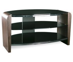 ALPHASON Francium 800 TV Stand - Walnut Best Price, Cheapest Prices