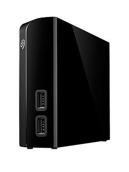 Seagate 4Tb Backup Plus Hub Desktop - Hard Drive Only Best Price, Cheapest Prices