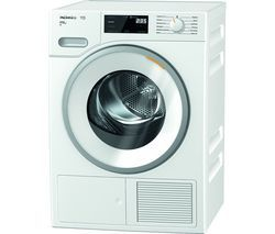 MIELE T1 TWH620 WP 9 kg Heat Pump Tumble Dryer - White Best Price, Cheapest Prices