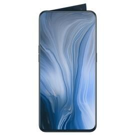 SIM Free Oppo Reno 10x Zoom 256GB Mobile Phone - Black Best Price, Cheapest Prices