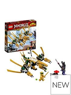 LEGO Ninjago 70666 The Golden Dragon Best Price, Cheapest Prices