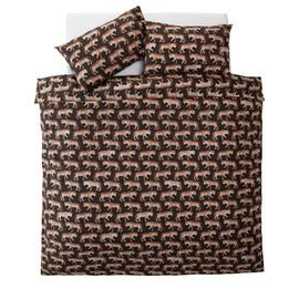 Argos Home Leopard Bedding Set - Double Best Price, Cheapest Prices