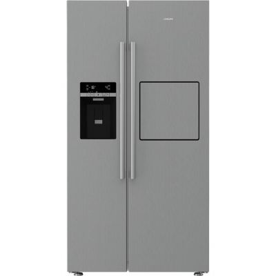 Leisure LASP41MPX American Fridge Freezer - Brushed Steel - A++ Rated Best Price, Cheapest Prices