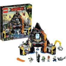 LEGO Ninjago Movie Garmadon's Lair - 70631 Best Price, Cheapest Prices