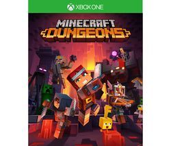 XBOX ONE Minecraft Dungeons Best Price, Cheapest Prices