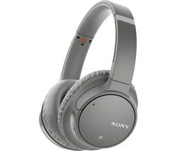 SONY WH-CH700N Wireless Bluetooth Noise-Cancelling Headphones - Grey Best Price, Cheapest Prices