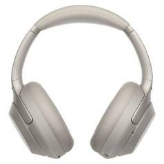 Sony WH-1000XM3 On-Ear Wireless Headphones - Silver Best Price, Cheapest Prices