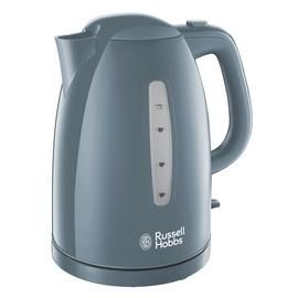 Russell Hobbs 21274 Textures Kettle - Grey Best Price, Cheapest Prices