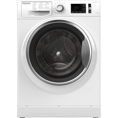 Hotpoint Active Care NM111065WCAUK 10Kg Washing Machine with 1600 rpm - White - A+++ Rated Best Price, Cheapest Prices