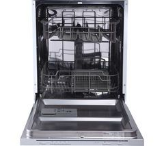 ESSENTIALS CID60W16 Full-size Integrated Dishwasher Best Price, Cheapest Prices