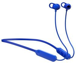 SKULLCANDY Jib+ Wireless Bluetooth Earphones - Cobalt Blue Best Price, Cheapest Prices