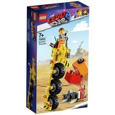 LEGO Movie 2 Emmets Thricycle- 70823 Best Price, Cheapest Prices