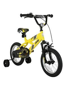 Jeep TR14 Kids Bike 14 inch Wheel Best Price, Cheapest Prices