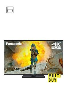 Panasonic TX-49FX550B49 inch, 4K Ultra HD, HDR, Freeview Play, Smart TV Best Price, Cheapest Prices