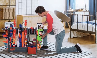 Nerf Elite Blaster Rack Best Price, Cheapest Prices