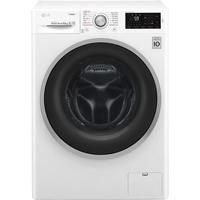 LG F4J6JY1W 10kg 1400rpm Freestanding Washing Machine - White Best Price, Cheapest Prices