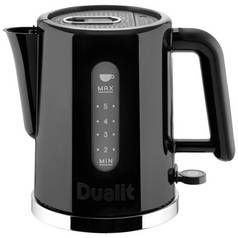 Dualit 72120 Studio Kettle - Black Best Price, Cheapest Prices