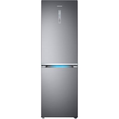 Samsung RB38R7837S9 70/30 Frost Free Fridge Freezer - Stainless Steel Effect - A++ Rated Best Price, Cheapest Prices