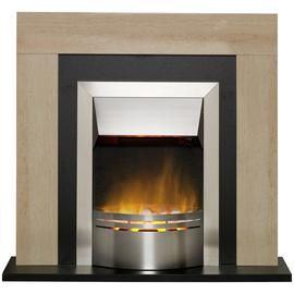 Dimplex Marbello Electric Fire Suite - Marble Effect Best Price, Cheapest Prices