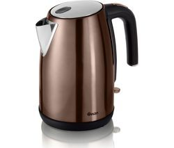 SWAN Bullet Jug Kettle - Copper Best Price, Cheapest Prices