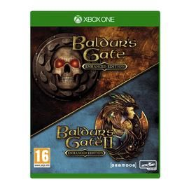 Baldur's Gate Enhanced Edition Xbox One Game Best Price, Cheapest Prices