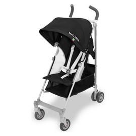 Maclaren Globetrotter Stroller - Black & White Best Price, Cheapest Prices