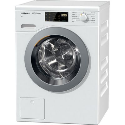 Miele W1 WDB004 7Kg Washing Machine with 1400 rpm - White - A+++ Rated Best Price, Cheapest Prices