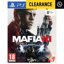 Mafia III PS4 Game Best Price, Cheapest Prices